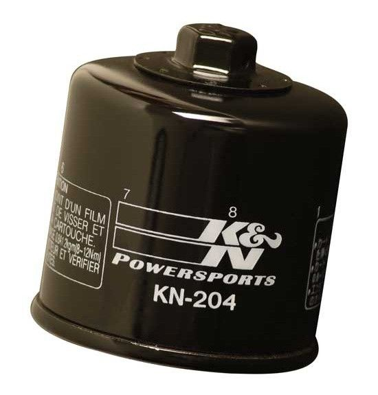 Olejový filtr K&N KN-204 - Honda GL 1800 Gold Wing, 1800ccm - 01-16 K&N (USA)