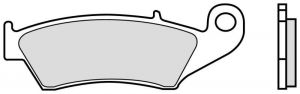 Přední brzdové destičky Brembo 07KA17SX - Honda CR E, 250ccm - 02>