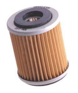 Olejový filtr K&N - Yamaha WR250F, 250ccm - 01>02