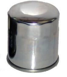 Olejový filtr HifloFiltro HF303C (Chrom) - Honda CB400 Super Four, 400ccm - 02>02