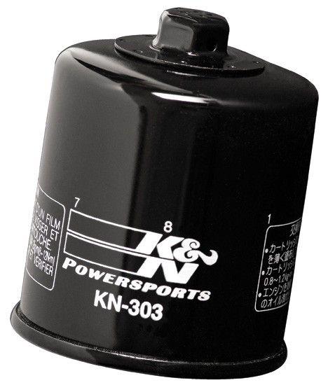 Olejový filtr K&N KN-303 - Honda CB1100SF, 1100ccm - 99>01 K&N (USA)