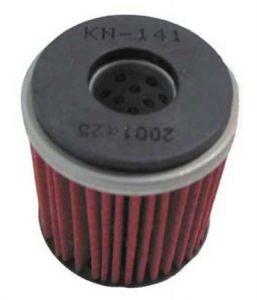 Olejový filtr K&N - Yamaha WR250F, 250ccm – 03>08