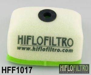 Vzduchový filtr HifloFiltro HFF1017- Honda CRF150F, 150ccm - 03>13