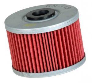 Olejový filtr K&N KN-112 - Honda XR 650 L, 650ccm - 93-17