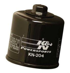 Olejový filtr K&N KN-204 - Honda VTR 1000 F Super Hawk, 1000ccm - 98-05
