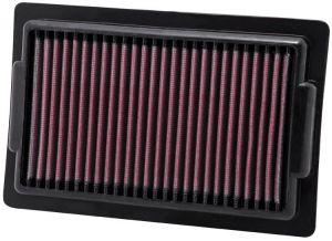 Vzduchový filtr K&N YA-1709 - Yamaha VMX1700 V-Max, 1700ccm - 09-16