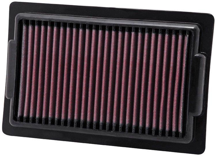 Vzduchový filtr K&N YA-1709 - Yamaha VMX1700 V-Max, 1700ccm - 09-16 K&N (USA)