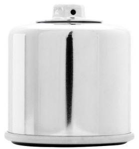 Olejový filtr K&N KN-138C (Chrom) - Suzuki GSX 1300 R Hayabusa, 1300ccm - 99-18