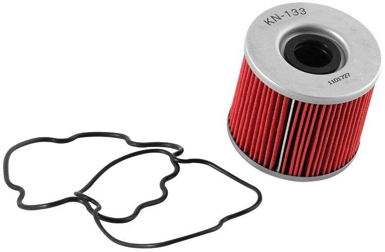 Olejový filtr K&N - Suzuki GS500F, 500ccm – 04>10 K&N (USA)
