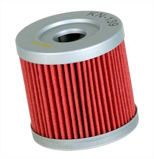 Olejový filtr K&N - Suzuki LT-Z400 Quadsport, 400ccm – 03>12 K&N (USA)