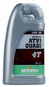 MOTOREX - ATV Quad Racing 4T 10W/50 - 1L