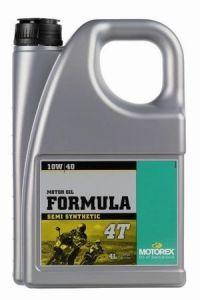 MOTOREX - Formula 4T 10W/40 - 4L