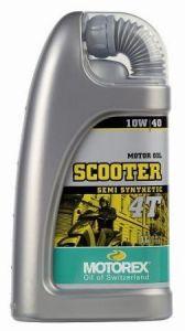 MOTOREX - Scooter 4T 10W/40 - 1L