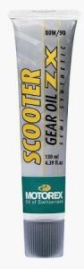 MOTOREX - Scooter Gear oil ZX 80W/90 - 130ml