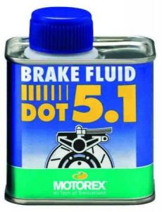 MOTOREX - BRAKE FLUID DOT 5.1 - 250ml