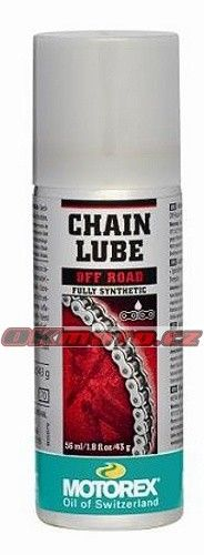 MOTOREX - Chain Lube OFF ROAD - 56ml MOTOREX (Švýcarsko)