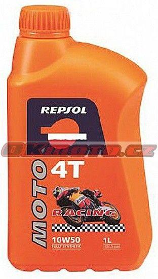 REPSOL - Moto Racing 4T 10W50 - 1L REPSOL (Španělsko)