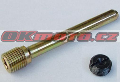 Brzdový čep - sada PPS-915 - Honda CB250 Two Fifty, 250ccm - 96>04 - přední brzda TOURMAX