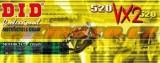 Řetěz DID - 520VX2 - X-ring - 112 článků