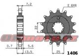 Řetězové kolečko SUNSTAR - Honda XL 600 V Transalp, 600ccm - 87>88