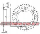 Rozeta SUNSTAR - Honda CR125 R, 125ccm - 87>96 , 98>08