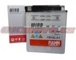 Motobaterie Fiamm FB14L-A2, 12V, 14Ah