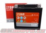 Motobaterie Fiamm FTX5L-BS, 12V, 4Ah