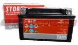 Motobaterie Fiamm FTX7A-BS, 12V, 6.5Ah