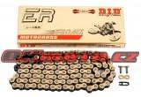 Řetěz DID - 520MX - 112 článků-zlatý