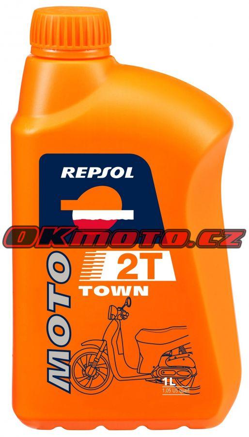 REPSOL - Moto TOWN 2T - 1L