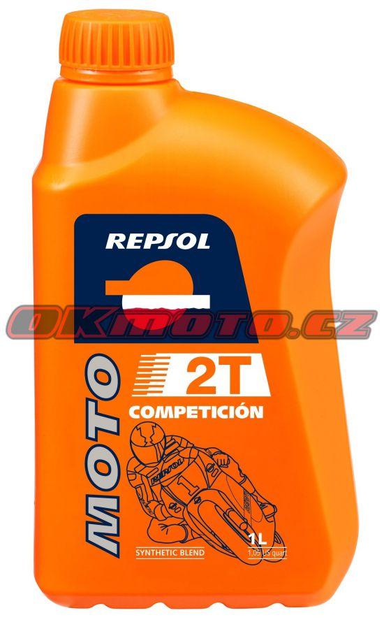 REPSOL - Moto Competicion 2T - 1L REPSOL (Španělsko)