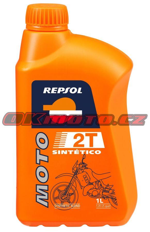 REPSOL - Moto Sintetico 2T - 1L REPSOL (Španělsko)