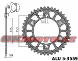 Řetězová sada D.I.D - 520VX3 X-ring - Honda CRF 450 X, 450ccm - 05-16 D.I.D (Japonsko)