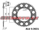 Řetězová sada D.I.D - 520VX3 X-ring - Gas Gas EC 200, 200ccm - 03>10 D.I.D (Japonsko)