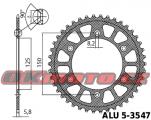 Řetězová sada D.I.D - 520ERVT GOLD X-ring - KTM 350 EXC-F, 350ccm - 12-19 D.I.D (Japonsko)