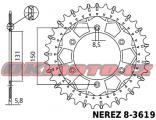 Řetězová sada D.I.D - 520VX3 GOLD X-ring - Kawasaki KLX 450 R, 450ccm - 07>14 D.I.D (Japonsko)