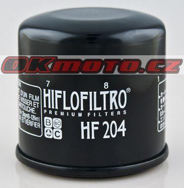Olejový filtr HifloFiltro HF204 - Triumph 675 Daytona, 675ccm - 06>14 HIFLO FILTRO