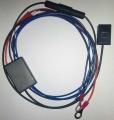 OKpro MCI-1 - Elektronický indikátor dobíjení pro motocykly OKmoto Electronics
