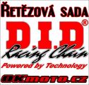 Řetězová sada D.I.D - 520V O-ring - Honda NC 750 X, 750ccm - 14-17