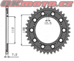 Rozeta SUNSTAR - Honda CB 600 S Hornet, 600ccm - 00-04