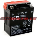 Motobaterie GS GTX7L-BS - Honda CBF 600 N ABS, 600ccm - 04-07