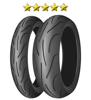 Michelin Pilot Power 160/60 R17 69W - ZR, M/C, R, TL (Silniční)