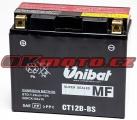 Motobaterie Unibat CT12B-BS - Ducati Multistrada 1100, 1100ccm - 07-09