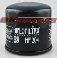 Olejový filtr HifloFiltro HF204 - Honda CRF 1000 L Africva Twin, 1000ccm - 16-19