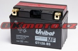 Motobaterie Unibat CT12A-BS - Suzuki SV 650, 650ccm - 99-02