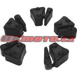 Tlumicí gumy do unašeče rozety - Honda CBR 900 RR Fireblade, 900ccm - 92-99 TOURMAX - Japan