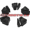 Tlumicí gumy do unašeče rozety - Honda VF 1000 R, 1000ccm - 84-86