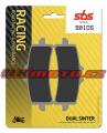 Přední brzdové destičky SBS 901DS - BMW HP4, 1000ccm - 12-16