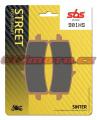 Přední brzdové destičky SBS 901HS - BMW HP4, 1000ccm - 12-16