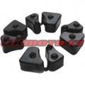 Tlumicí gumy do unašeče rozety - Honda CBR 1100 XX Blackbird, 1100ccm - 97-07